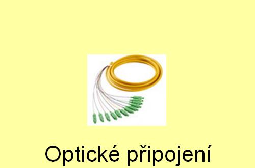 Optické připojení