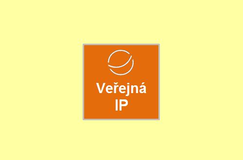 Veřejná IP adresa